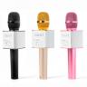 Беспроводной микрофон для караоке Q9 с колонкой