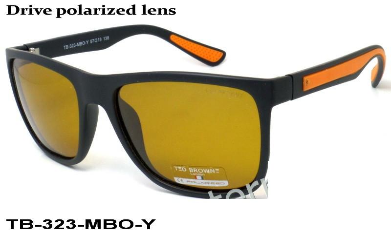 Поляризованные очки TED BROWNE polarized TB-323 с желтыми линзами