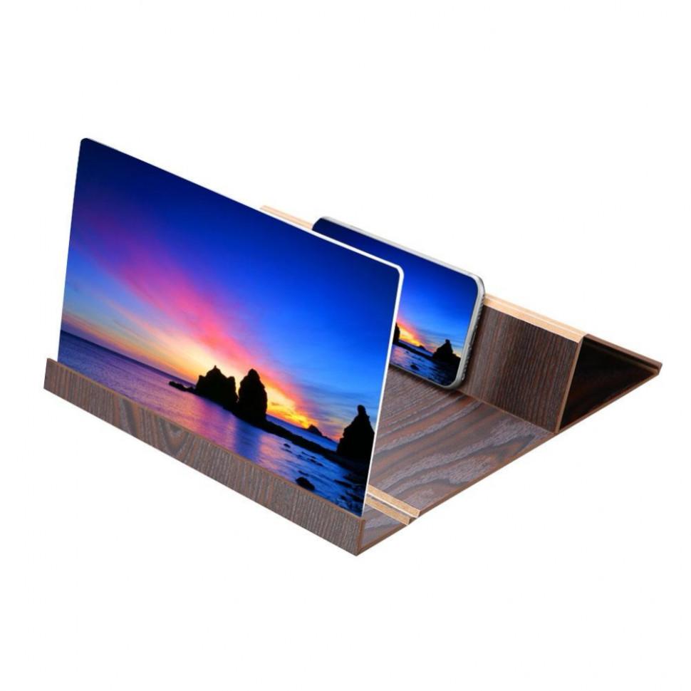 3D увеличитель экрана телефона video amplifier enlarged screen magnifier