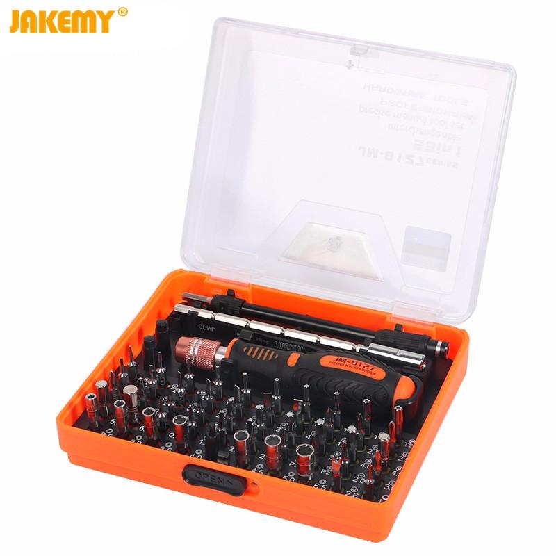 Набор отверток Jakemy JM-8127 (53 в 1)