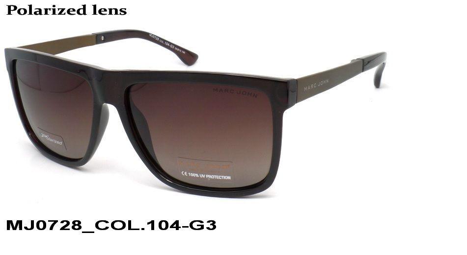 Солнцезащитные поляризованные очки MARC JOHN polarized MJ0728