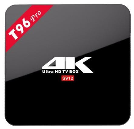 Смарт приставка Smart TV Invin T96 Pro 4k