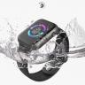 Смарт фитнес часы SX16 c измерением давления и пульса