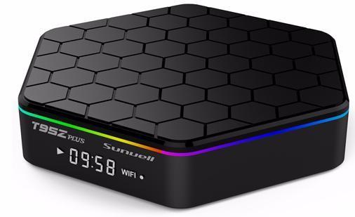 Смарт приставка Smart TV TV box T95Z plus (3Gb/16Gb)