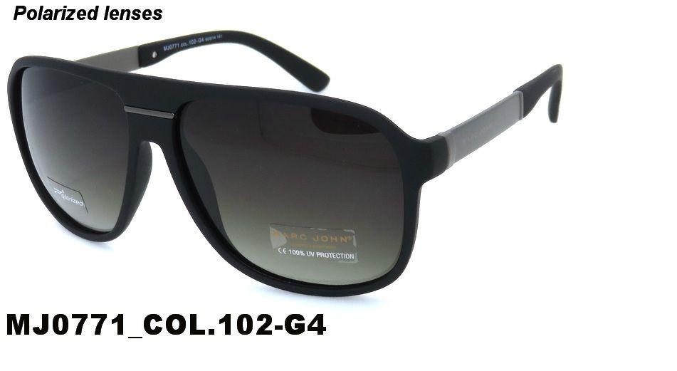Солнцезащитные поляризованные очки MARC JOHN polarized MJ0771