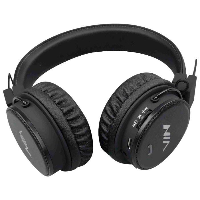 Наушники NIA-XP1 (micro SD+FM+Bluetooth)