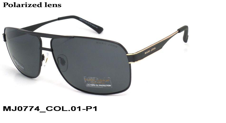 Солнцезащитные поляризованные очки MARC JOHN polarized MJ0774