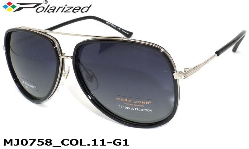 Солнцезащитные поляризованные очки MARC JOHN polarized MJ0758