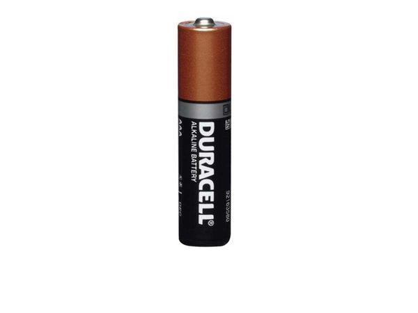 Батарейки DURACELL AAA MN2400, 1 шт.