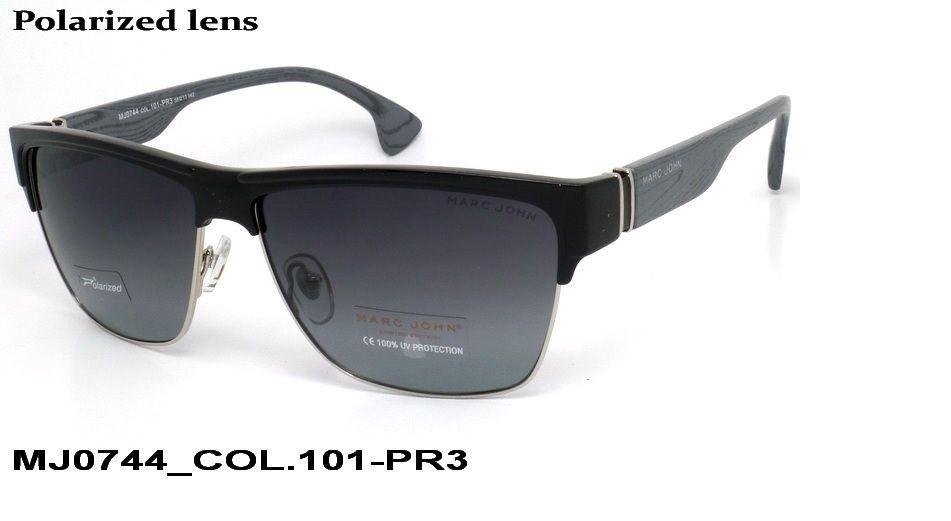 Солнцезащитные поляризованные очки MARC JOHN polarized MJ0744