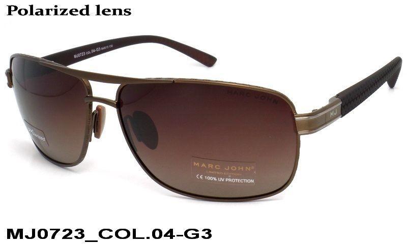 Солнцезащитные поляризованные очки MARC JOHN polarized MJ0723
