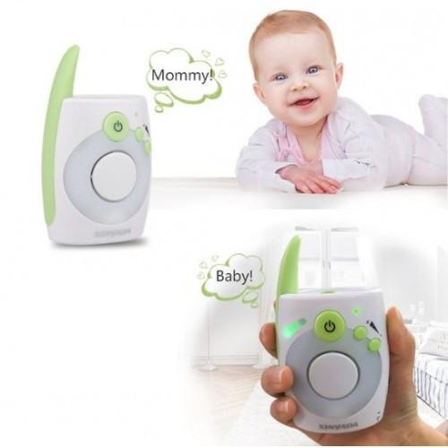 Беспроводная двусторонняя радионяня baby monitor XINYADA JLT-D1020
