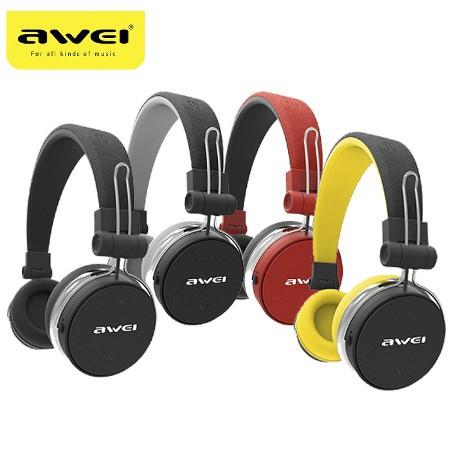 Беспроводные Bluetooth наушники с микрофоном Awei A700BL