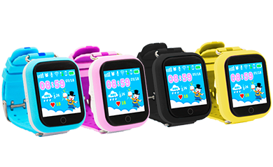 Умные часы Smart Baby Watch Q100 (GW200S / Q750)