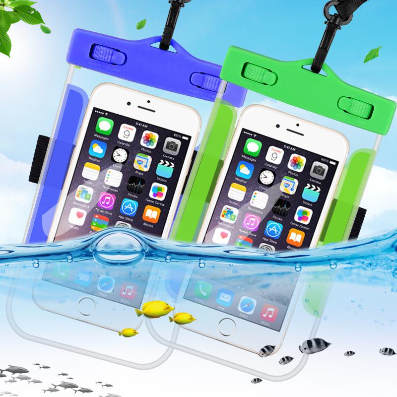 Универсальный водонепроницаемый чехол для телефона