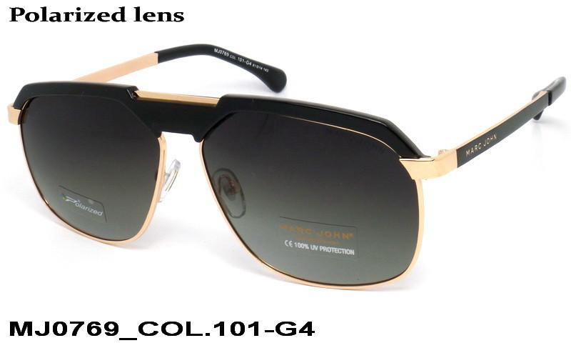 Солнцезащитные поляризованные очки MARC JOHN polarized MJ0769