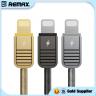 Дата-кабель Remax RC-088i Linyo series с разъемами micro USB и Lightning